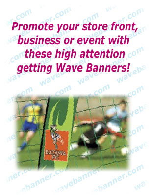 Wave banner photo